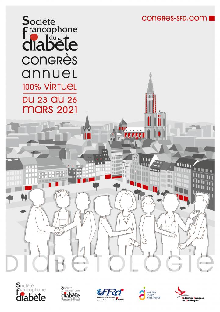 Affiche congrès SFD